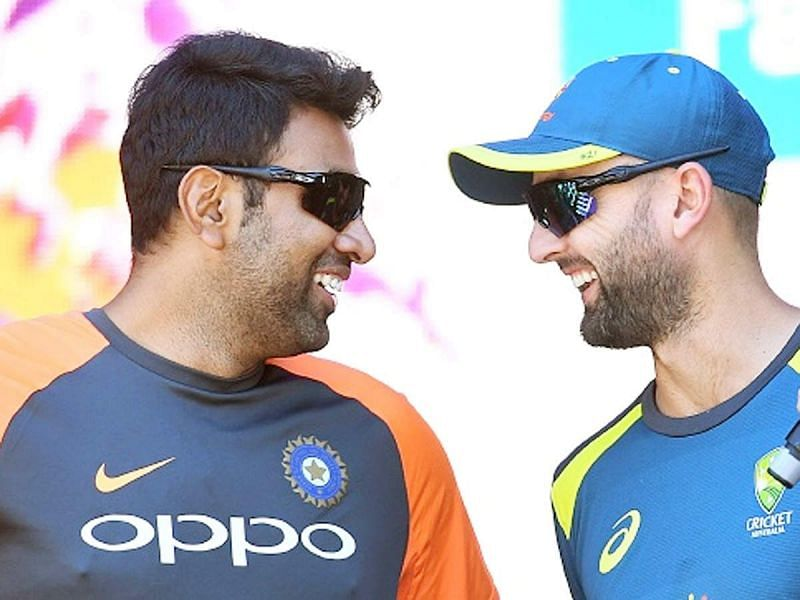 Ashwin and Nathan Lyon are two of the greatest off-spinners to have played the game of cricket