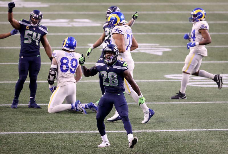Los Angeles Rams vs Seattle Seahawks