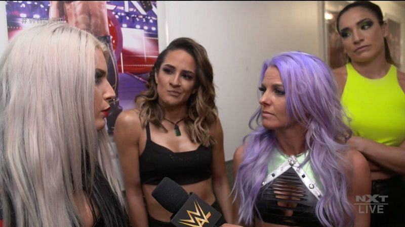 Candice LeRae in NXT