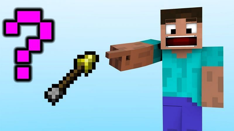 A guide on what spectral arrows are in Minecraft and how to make them. (Image via Kuntao/YouTube)