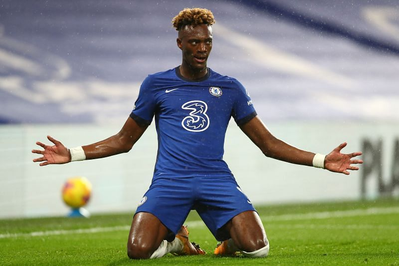 Tammy Abraham is a product of the Chelsea academy