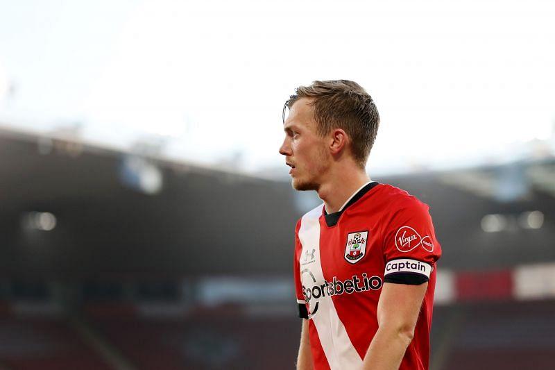 Southampton play Brighton & Hove Albion on Monday
