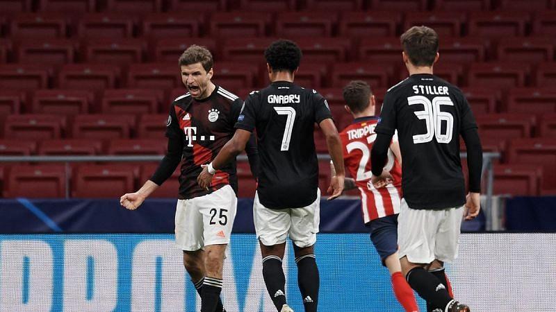 Bayern München Madrid Champions League