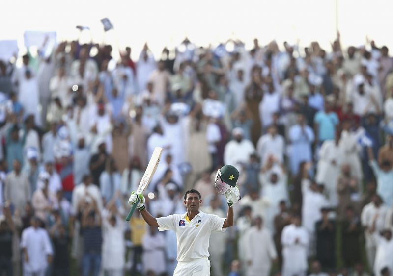 Younis Khan is the batting coach of Pakistan