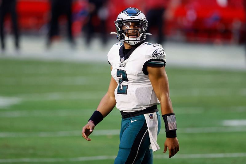 Philadelphia Eagles QB Jalen Hurts Faces A Dallas Cowboys Defense Who Has Allowed The Most Rushing Yards In the League This Season
