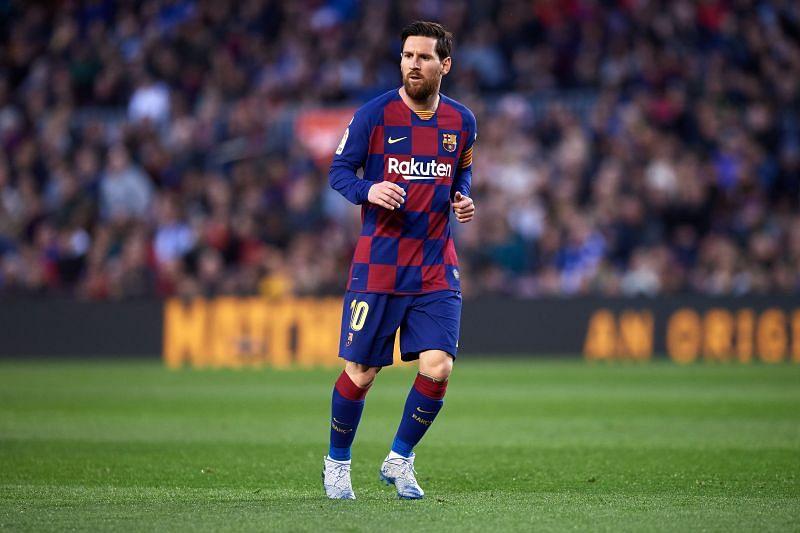 Barcelona take on Real Sociedad this week