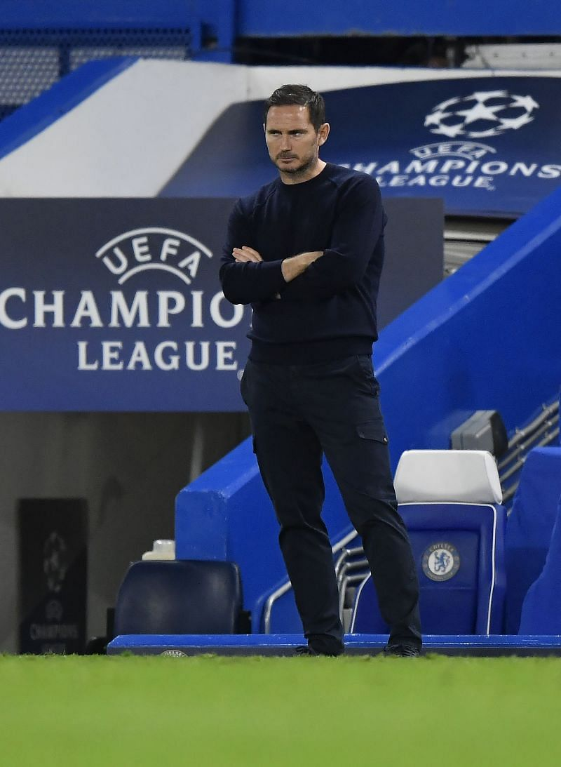 Chelsea manager Frank Lampard will be looking to strengthen his side