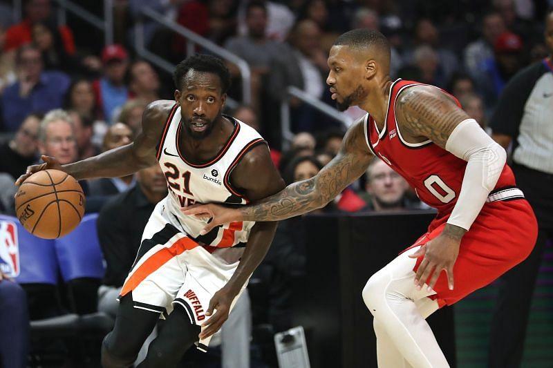 Portland Trail Blazers v Los Angeles Clippers