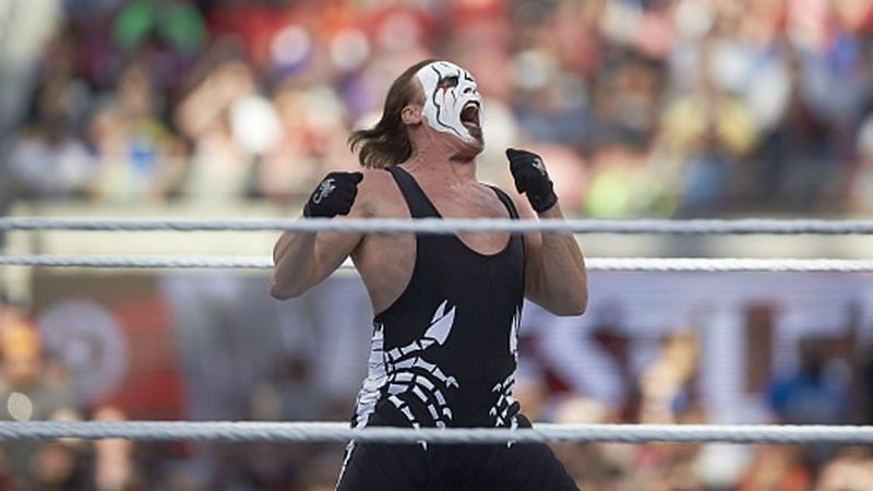 Sting pitched for a cinematic match with The Undertaker on several occasions.