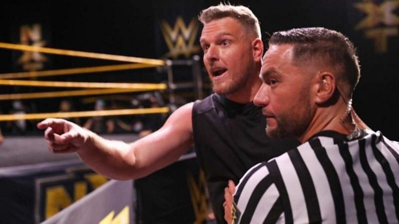 Pat McAfee believes that he has been fired from the WWE