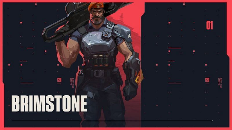 Brimstone'sultimate can stall for 12.3 secondsin Valorant (Image via Riot Games)