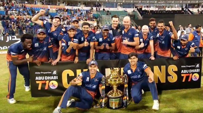 The Maratha Arabians were the champions of the previous edition of the league held in November 2019