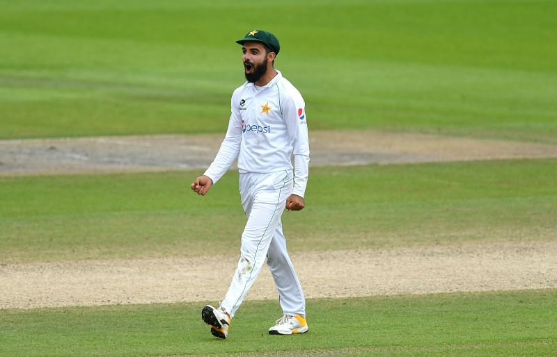 England v Pakistan: Day 4 - First Test #RaiseTheBat Series