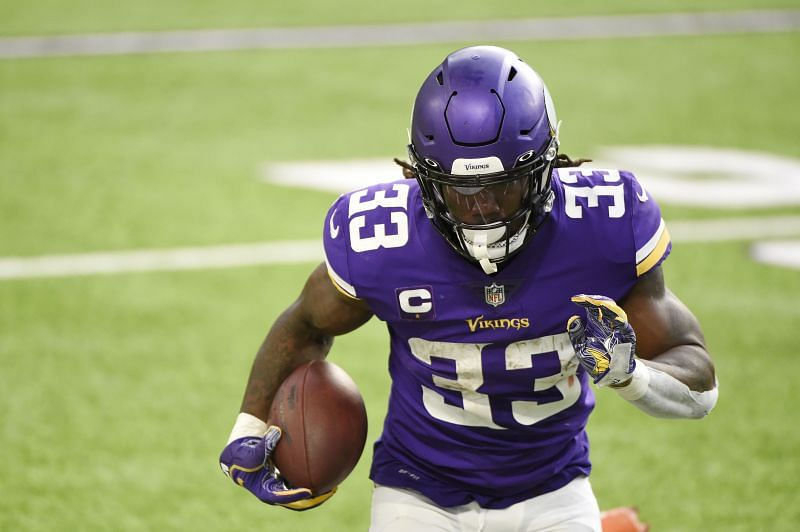 Minnesota Vikings RB Dalvin Cook Manhandled the Detroit Lions In Their First Matchup This Season, Rushing for 206 yards.