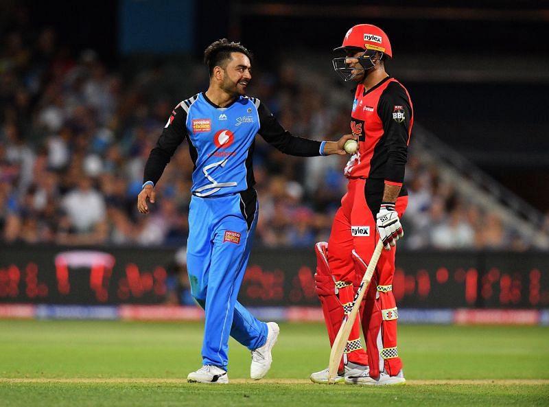 Rashid Khan has dominated the batsmen in T20 cricket