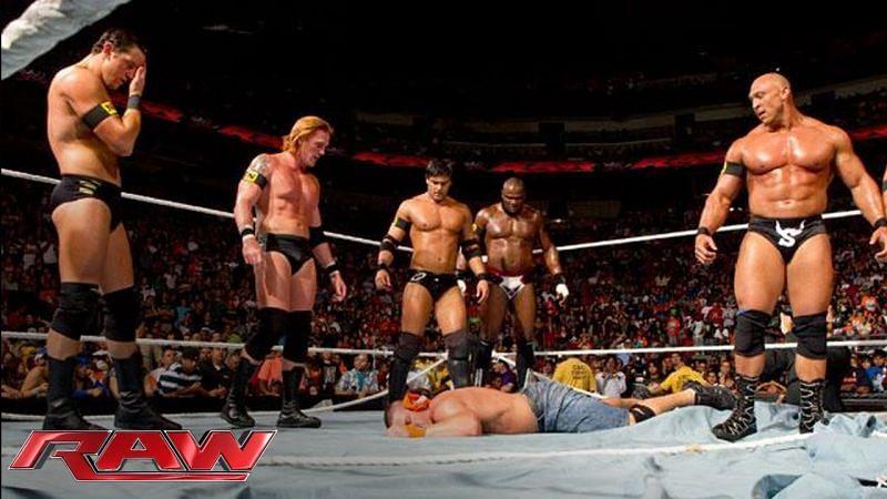 WWE फैक्शन नेक्सस