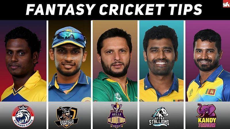 LPL 2020, फैंटेसी क्रिकेट टिप्स