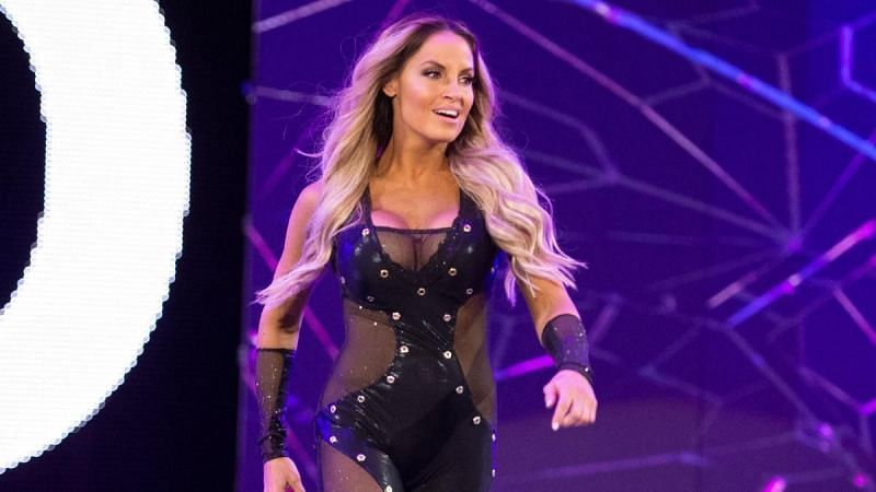 Trish Stratus has been out of the ring since 2006