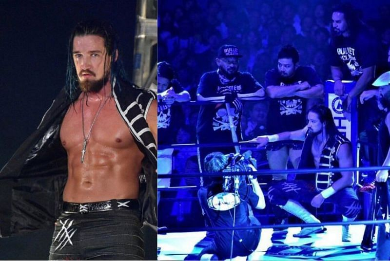 Jay White and the rest of the Bullet Club could start off 2021 in a perfect manner