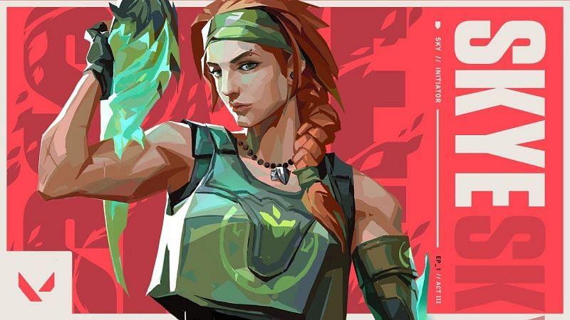Skye (Image via Riot Games)