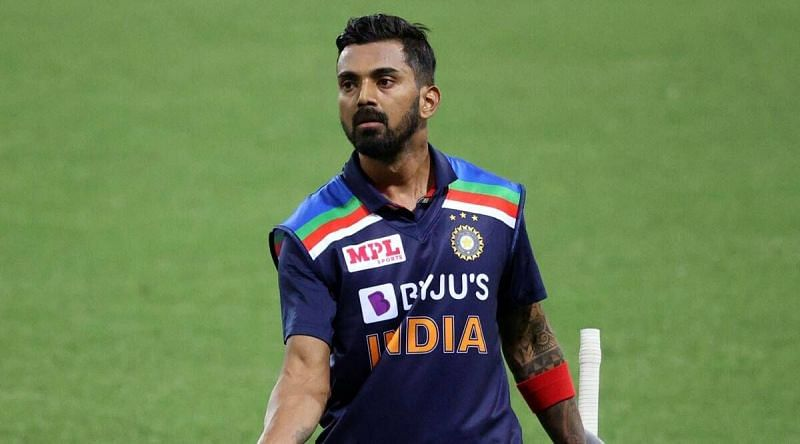 KL Rahul will look for another commanding performance at the top.