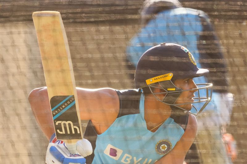 Shubmab Gill held his own