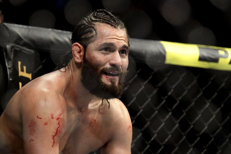 Jorge Masvidal of the United States