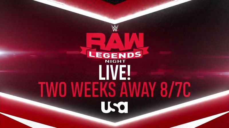 WWE RAW Legends Night