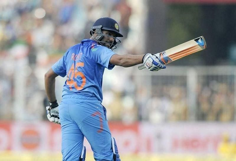 Aakash Chopra picked Rohit Sharma as one of the openers in his T20I team of the decade