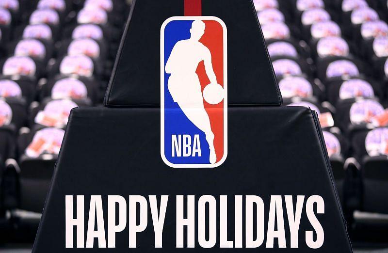 NBA Christmas Day.
