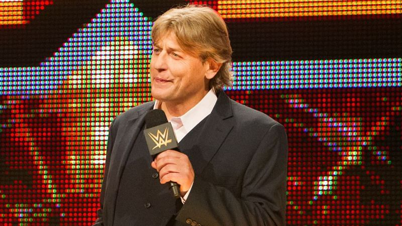William Regal is the current general manager of WWE NXT