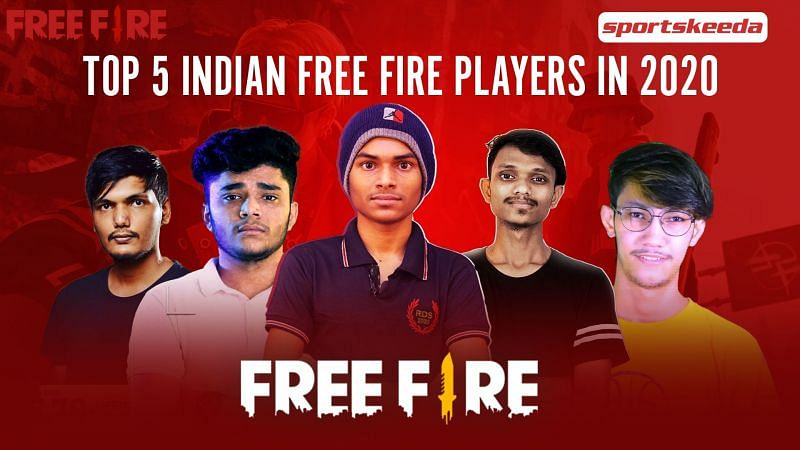 Best Indian Free Fire players
