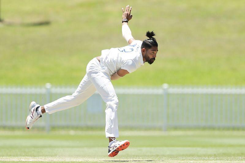 Australia A v India - Tour Match: Day 2