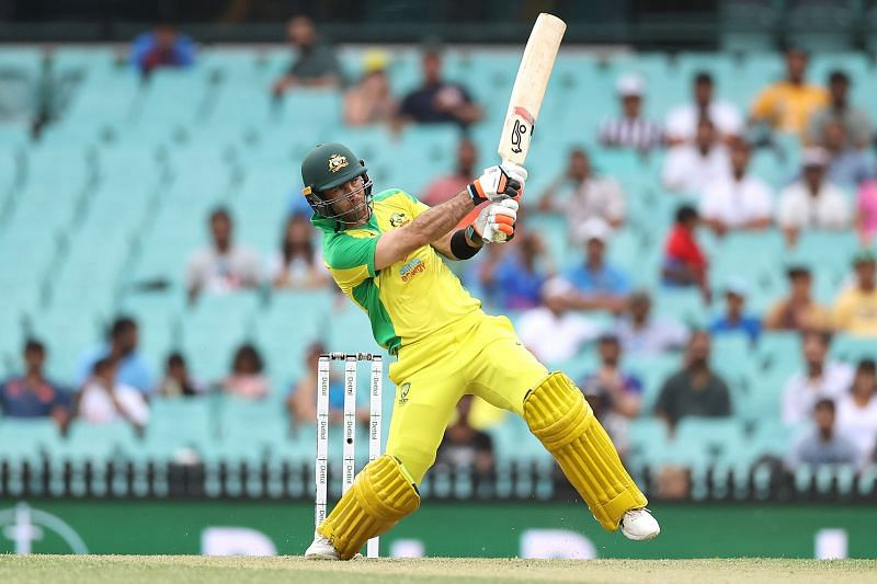 Glenn Maxwell took the attack to the Indian bowlers in the last couple of matches