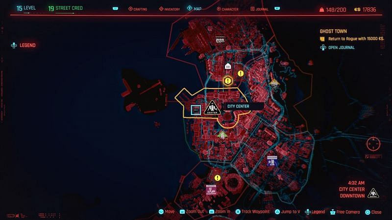 Night City in Cyberpunk 2077 is incredibly dense with tonnes of content packed into every corner