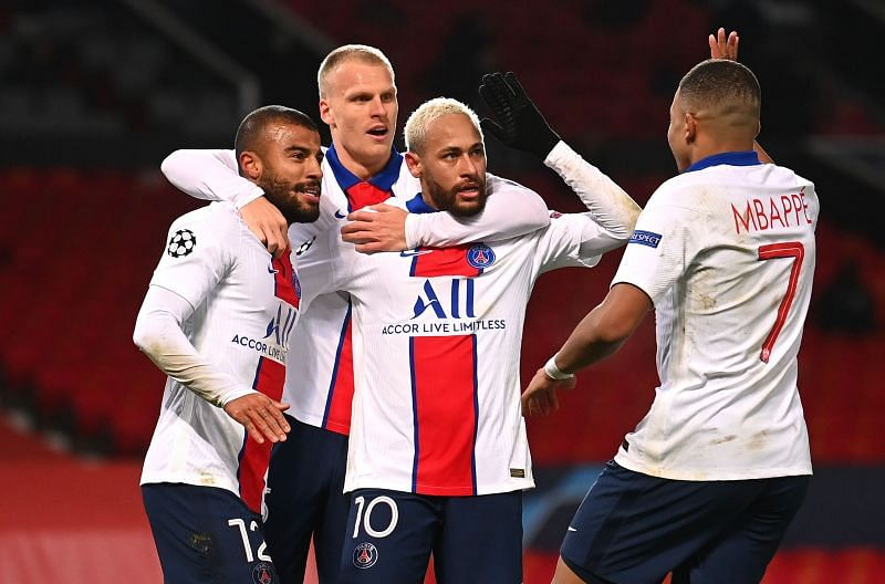 Manchester United 1 3 Paris Saint Germain 5 Talking Points As Neymar Leads Psg To Crucial Win Uefa Champions League 2020 21
