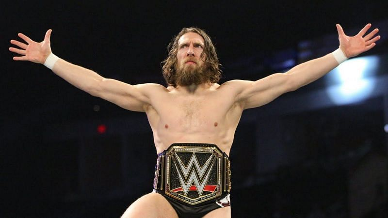 WWE's Daniel Bryan says he's ready to be a part-time wrestler and a full-time dad