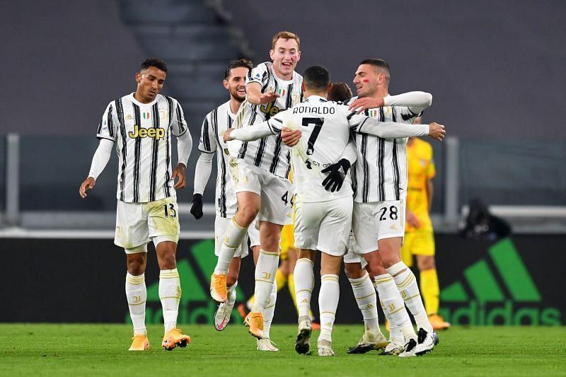 Juventus have an excellent squad