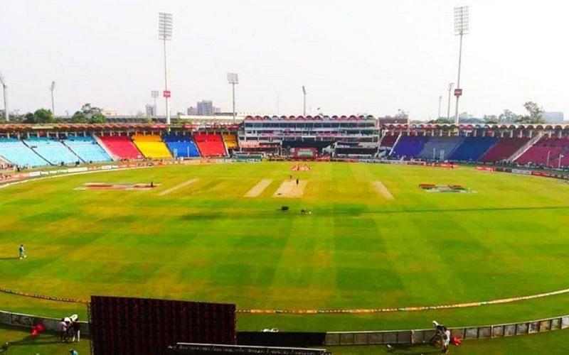 गद्दाफी स्टेडियम, लाहौर