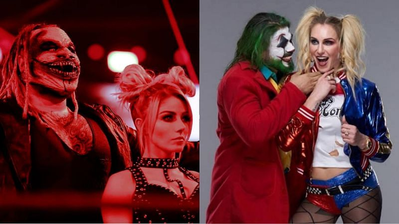 The Fiend and Alexa Bliss have become a must-see act on WWE RAW