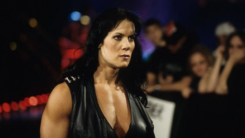 Chyna worked for WWE from 1997 to 2001