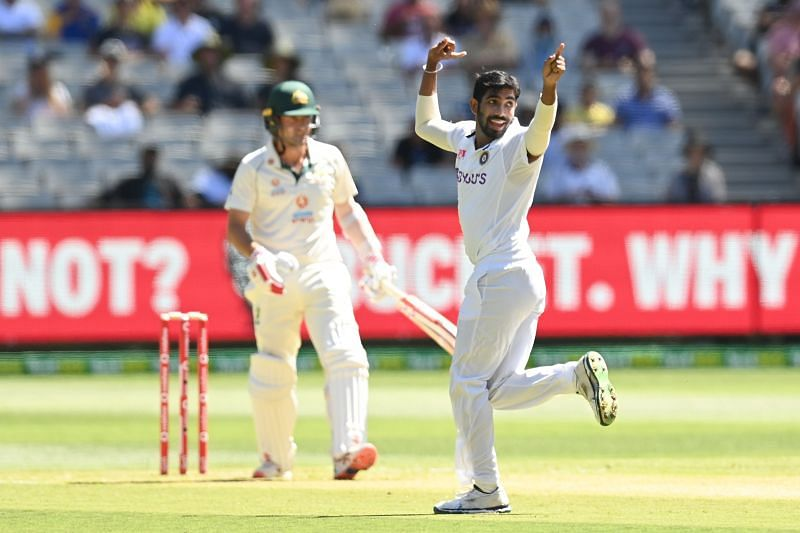 Jasprit Bumrah picked four wickets on Day One