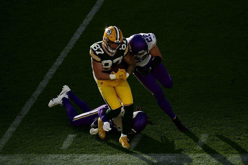 NFL: Minnesota Vikings vs Green Bay Packers