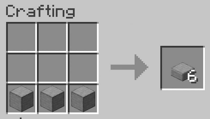 Smooth stone can also be used to create smooth stone slabs