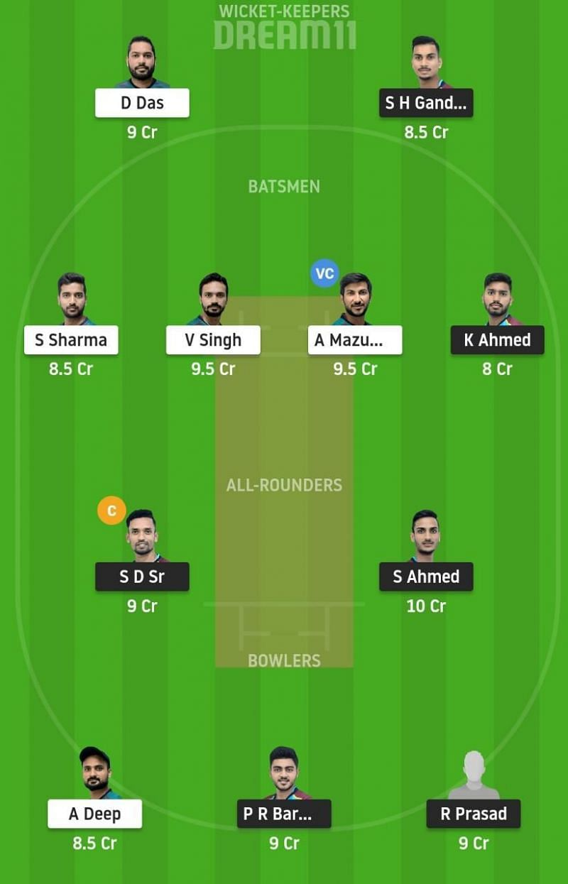 TMC vs MBC Dream11 Tips