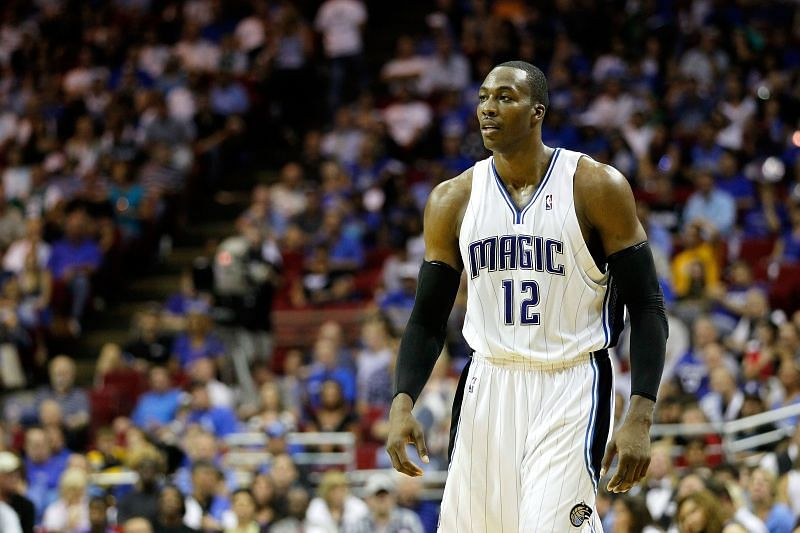Howard was a beast during his days with the Orlando Magic.