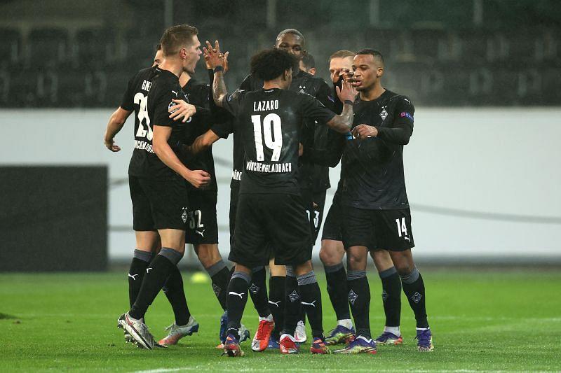 Borussia Moenchengladbach play Freiburg on Saturday
