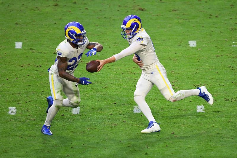 The Los Angeles Rams are coming off a big divisional win