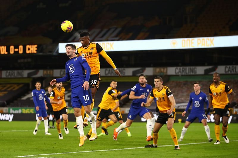 Chelsea will look to bounce back from their defeat at Wolves.