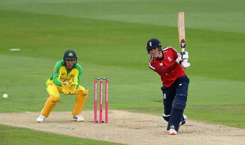 Tom Bantan managed to score just 12 runs in 3 T20Is against Australia in September this year